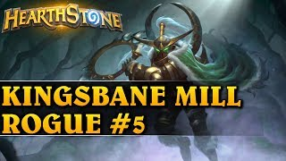 KOCHAM TEN DECK - KINGSBANE MILL ROGUE #5 - Hearthstone Decks std