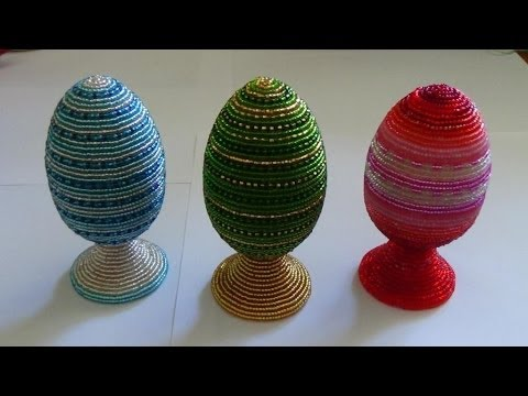Пасхальные яйца из