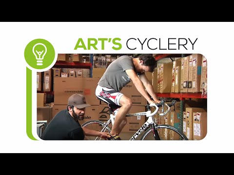 How To: Do a Basic Bike Fit