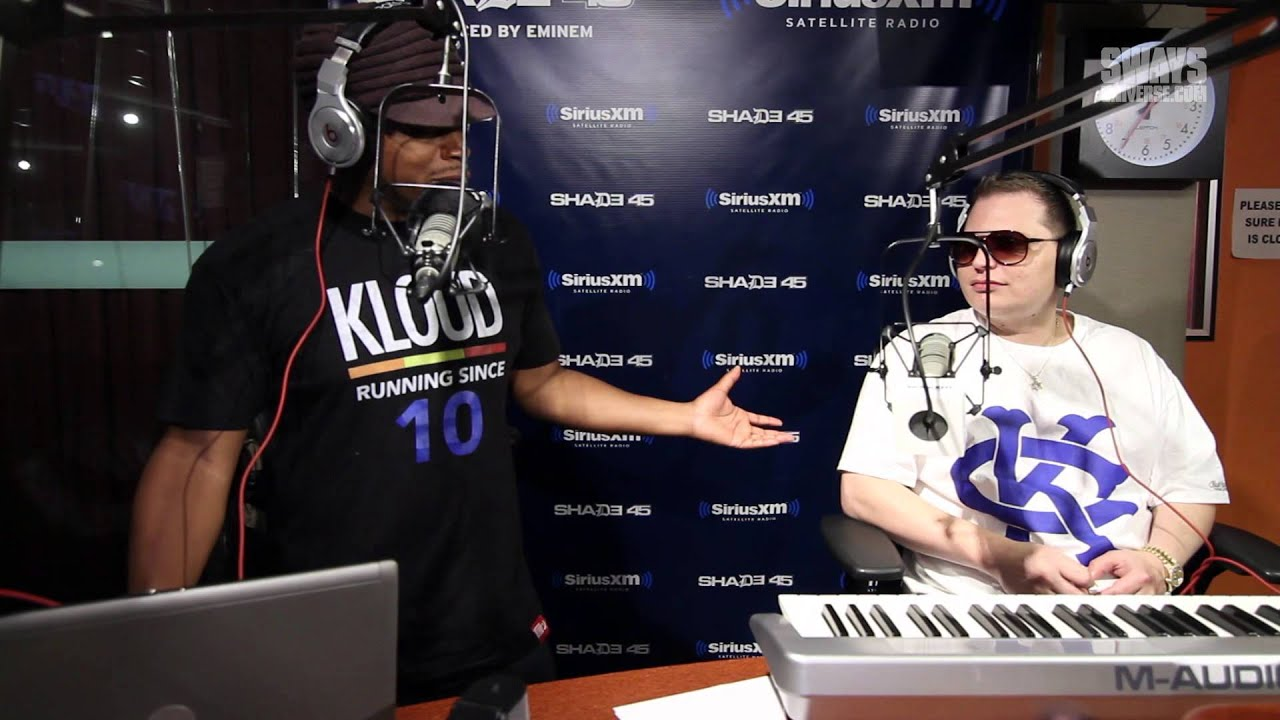 Scott Storch Previews Two New Beats On Sway In The Morning