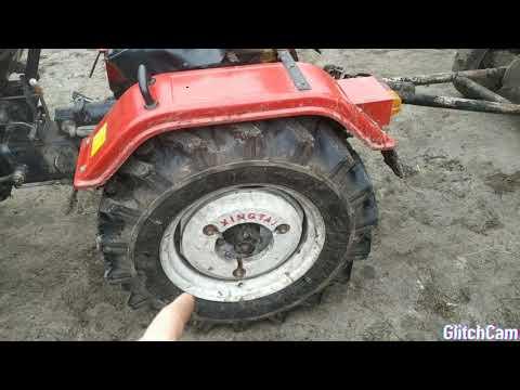 Трактор Синтай,Хинтай, ХТ 220