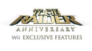 Tomb Raider Anniversary On Nintendo Wii