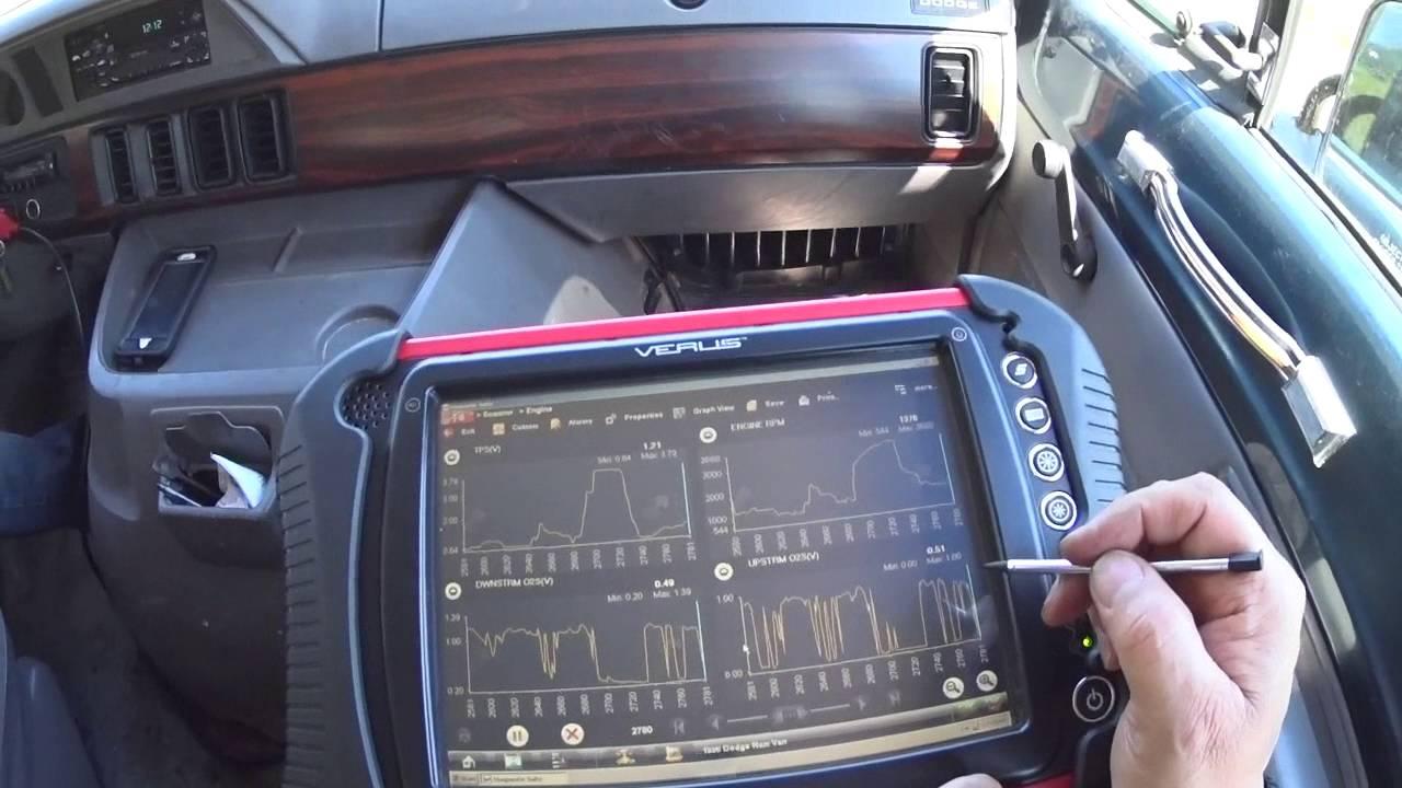 Road Test 96 Dodge Ram Van 2500 fuel Delivery Problem