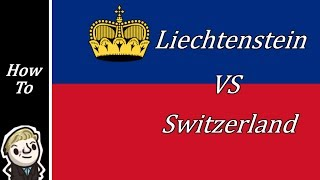 HoI4 - Modern Day - Liechtenstein vs Switzerland - Part 1 of 2