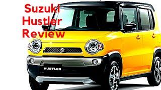 Suzuki Hustler Turbo Review