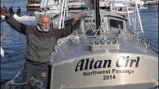 Erkan Gürsoy denizcilik macerasını anlatıyor, 2. Bölüm (Altan Girl)