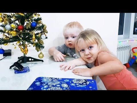 Новогоднее настроение / Подарочки в Адвент-календаре