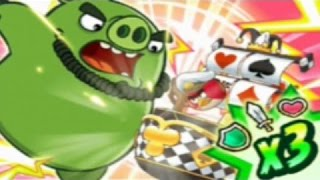 Dethroning the King!! - Angry Birds Fight! #16