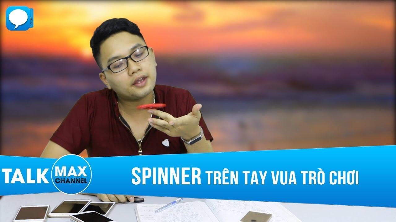 """Fidget Spinner- Mua vui rẻ tiền bằng mức giá """"cực đắt"""""""