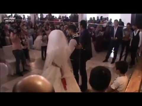 ramazan çelik kızının düğününde herkesi ağlattı