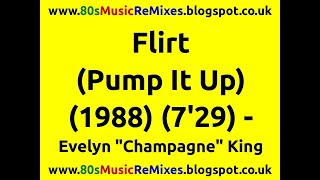 Flirt (Pump It Up Mix) - Evelyn