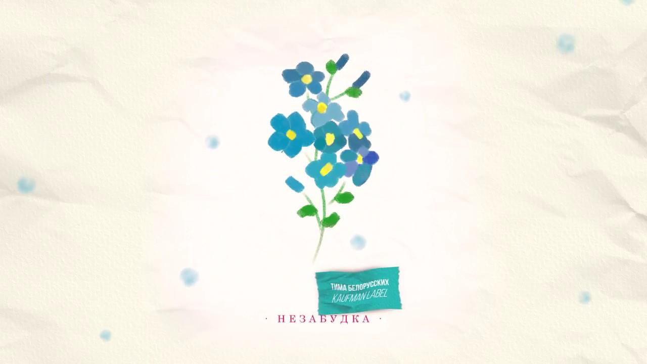 Тима Белорусских - Незабудка