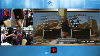 King of Fighters XIII EVO 2015 Top 8