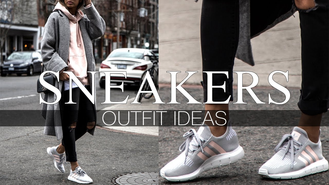Sneakers Outfit Ideas Youtube