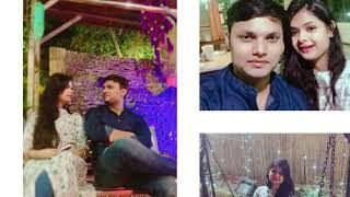 Aj pata chala jhula jhulne se kon darta h..  !! Shivi lifestyle!!