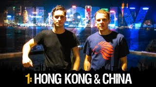 HK2NY Ep 1: Backpacking in Hong Kong & China thumbnail