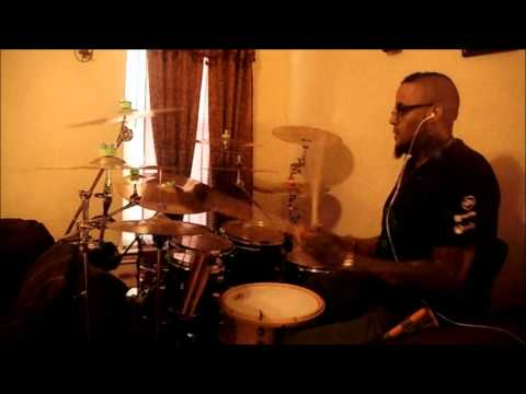Hosanna-Norman Hutchins drum cover by Micah Drumcell Pleasant