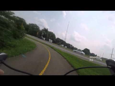 Route 66 Bike Trail Sangamon County Illinois Segment 4