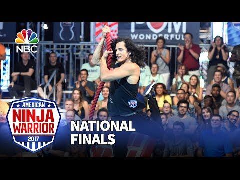 Daniel Gil at the Las Vegas National Finals: Stage 1 - American Ninja Warrior 2017