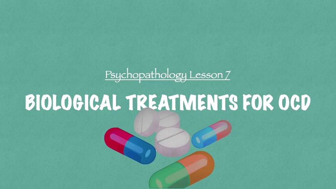 A-Level Psychology (AQA): Biological Treatments for OCD - YouTube