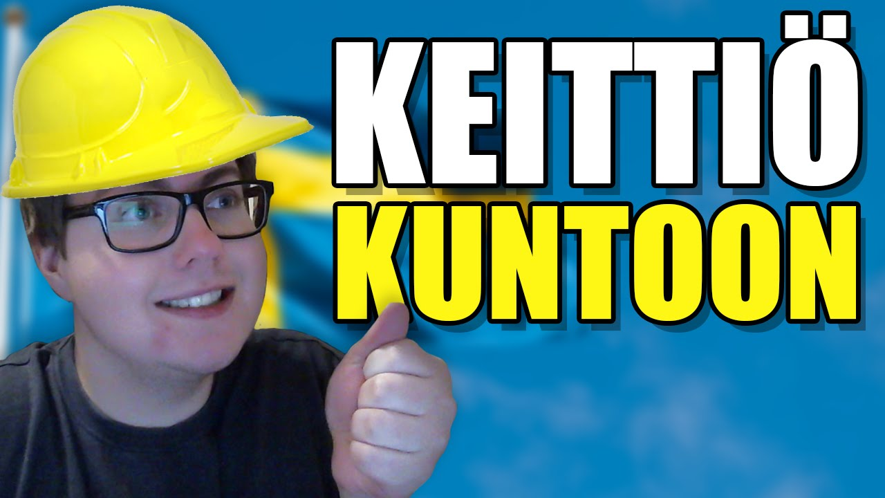 IKEA SIMULATOR  KEITTIÖ KUNTOON!  YouTube