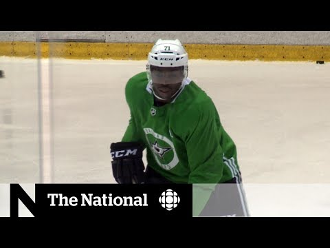 Jermaine Loewen: From Jamaican orphan to NHL player