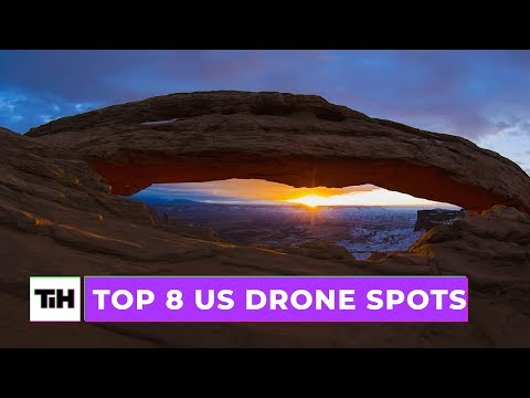 Top 8 US Drone Destinations | This Is Happening