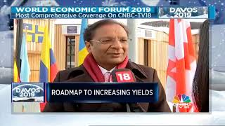 Davos 2019: Indigo Should Take The Lead To Hike Air Fares: Ajay Singh