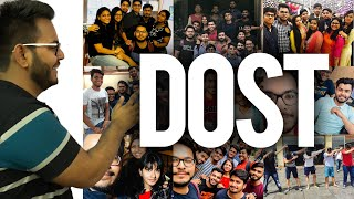 DOST - A Funny Tribute to friends | Friendship Day Special | Hindi