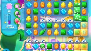 Candy Crush Soda Saga Level 1634 - NO BOOSTERS