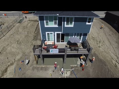 Foothills Ready Mix: Calgary Concrete Placing and Finishing Experts