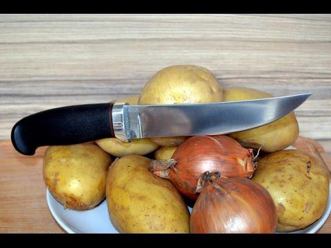 Кухонные монологи. Нож ЧЕГЛОК Златоуст АиР