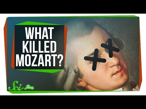 Mozart's Mysterious Death