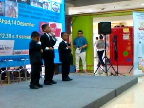 Buatmu Ibu | Trio Brothers | Bekasi Trade Center | Cover of Aeman