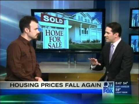 Redfin Real Estate Analyst Tim Ellis on Q13 News: Seattle Real Estate
