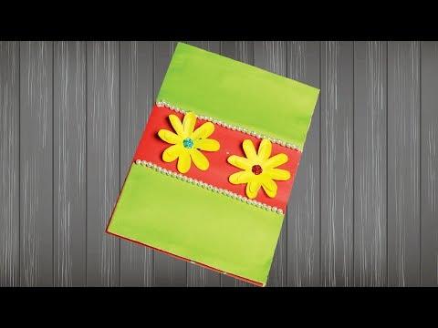 Birthday card -DIY Greeting Cards for Birthday