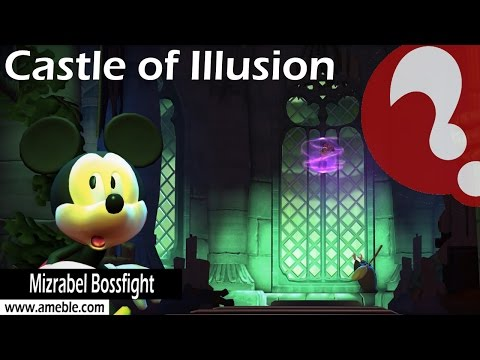 Castle Of Illusion Starring Mickey Mouse Gameplay And Review 2017