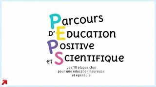 PEPS ! Parcours d'éducation positive et scientifique - Laure Reynaud & Ilona Boniwell