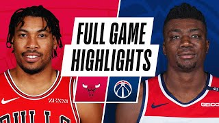 Game Recap: Bulls 133, Wizards 130