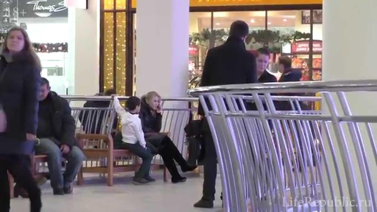 Пикап: Знакомство с девушкой в торговом центре. Если она ...