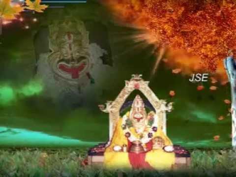 Narasimha Bhakthi Geethalu-Maddileti Lakshmi Narasimha Kesethra Darsanam-malapula Pallaki