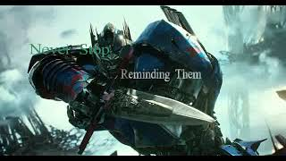 Optimus prime destroys decepticons with one move
