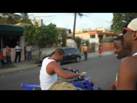 Fabolous in Dominican Republic part 1 OFFICIAL/ introducing Troy Ave