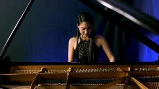 """Maarder - Etude II in C minor, """"Montmorency"""". Rieko Tsuchida, piano."""