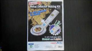 095050 Build Your Own Metal Detector