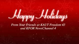 Christmas Holiday Greetings from your Friends at KFOR-TV and Freedom 43 TV