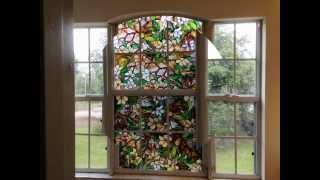 Home Depot Magnolia Artscape Window Film
