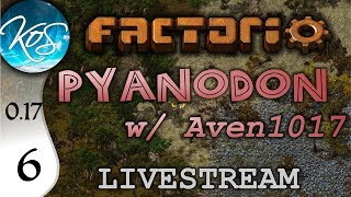 Factorio 0 17 Ep 5: BITER PRODUCTION CHALLENGE - Entry Level to