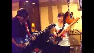 Chicago Blues Preacher Tucker Saito & The Teardrops blues on the road Live Final