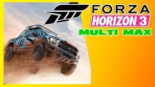 XBOX Gameplay Horizon 3 funny games for childrens Multi Max for kids